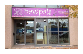 Paw Pals Storefront